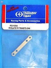 Thunder Tiger PD1054 Piastra Ant Bracci TS-2/4n Fr Plate Transts modellismo