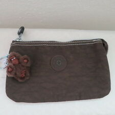 NWT KIPLING CREATIVITY L EXPRESSO BROWN