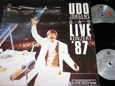UDO JÜRGENS Das Live Konzert '87 / German DLP 1987 BMG ARIOLA 303082-406