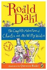 The Complete Adventures of Charlie and Mr.Willy Wonka (Puffin Books),Roald Dahl