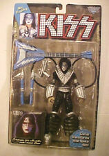 KISS Ace Frehley Ultra-Action Figure w Model Record 1997 McFarlane Toys NRFP