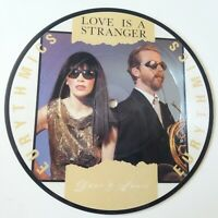 "Eurythmics - Love Is a Stranger - Vinyl 7"" Picture Disc Single NM"
