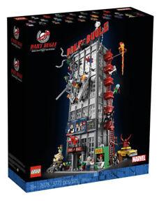 LEGO 76178 Marvel SpiderMan Daily Bugle (3770 pcs) Brand New! - Sealed In Box!