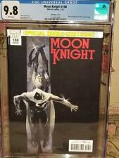 Marvel Moon Knight #188 Marvel Legacy Lenticular Cover CGC 9.8