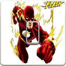Marvel Avengers Flash Light Switch Vinyl Sticker Decal for Kids Bedroom #354
