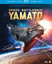 Space Battleship Yamato: Movie [New Blu-ray] With DVD, 2 Pack
