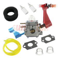 New Carburetor For Weedeater FB25 FB-25 Blower Zama C1U-W46 545180864 Carb Kit
