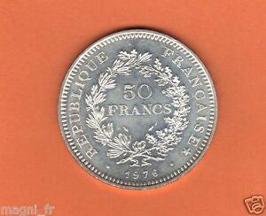 50 Francs France 1976    (153)