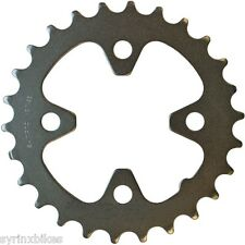 NEW Shimano Deore FC-M510 Replacement Chainring MTB 64 BCD x 26T Silver