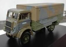 "OXFORD 76QLT002- BEDFORD QLT ""4th INFANTRY UK"" - 1:76"