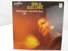 Cleo Laine This Is LP Record Album Vinyl