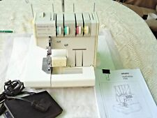 Hobbylock 796 Serger Electronic Sewing Machine Pfaff  Small Craft Sew Hobby Lock