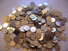 Un lot de 1,5 kilo de pièces de monnaie d'espagne à trier