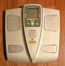 Tanita BF-559 Scale and Body Fat Monitor