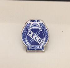 Vintage Afco Public Safety Lapel Pin
