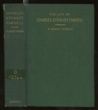 Richard Barry O'Brien / Life of Charles Stewart Parnell 1846-1891 Two 1st 1898
