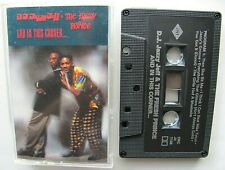 DJ Jazzy Jeff & Fresh Prince ~ And In This Corner 1989 Cassette Tape WORKS Tyson