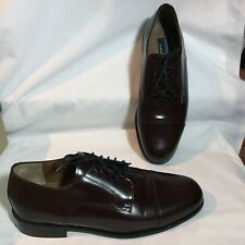 BOSTONIAN OXFORD DRESS SHOES LEATHER AKRON STYLE 20398 Size 9.5