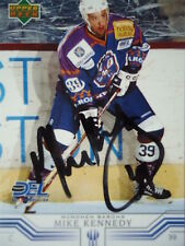 183 Mike Kennedy München Barons DEL 2001-02 orig. signiert
