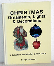 CHRISTMAS Ornaments, Lights & Decorations - George Johnson