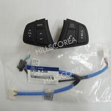 HYUNDAI i30 ELANTRA TOURING 2008-2012 OEM Audio Remote Control Switch + Wire Set