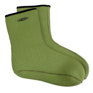 Dirt Boot® Neoprene Wellington Sock Fishing Hunting Muck Socks Green