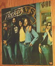 VINYL LP The Rockets - Turn Up The Radio RSO RS-1-3047