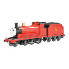 Bachmann Trains James The Red Engine With Moving Eyes, HO Scale | 58743-BT