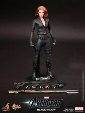 hot toys avengers black widow