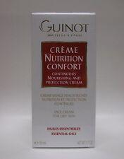 Guinot Creme nutrición confort nutritiva y protección Crema - 1.7 Oz / 50 Ml