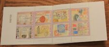 NORWAY COMPLETE BOOKLET 350TH ANNIVERSARY NORWAY POST SCOTT # 112a