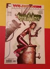 STORM WATCH COMIC SUPER HEROES No 1 OCT 1997 IMAGE COMICS * PURGATORY