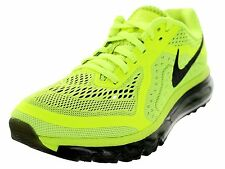 Nike Men's Air Max 2014 Running Shoe Size 10.5 (621077-700) YELLOW/BLACK