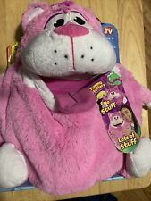 Tummy Stuffer - PINK CAT As Seen On TV   **New** MUST SEE