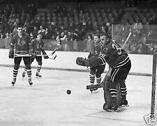 DENIS DEJORDY Chicago Blackhawks Photo in action (c) #1