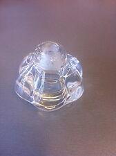 Lampenschirm, Ersatzglas, Glasschirm, Pendellampe, G4 , NEU, Glasblüte