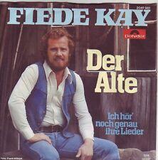 """""""7"""" - FIEDE KAY - Der Alte - near MINT !!!"""