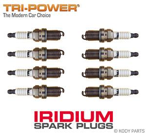 IRIDIUM SPARK PLUGS - for Ford TE50 TS50 TL50 Tickford 5.0L V8 AUII AU2 TRIPOWER