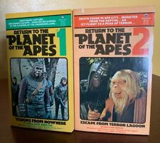 Return to the Planet of the Apes 1 & 2 by William Arrow Pbs from Animated Series