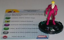 CANNONBALL #022 #22 Giant-Size X-Men Marvel HeroClix