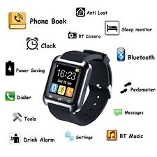 Smart Bluetooth 3.0 Watch Outdoor Sports Smartwatch For Android Smartphone