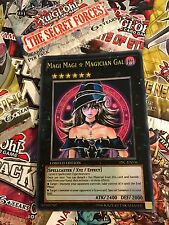 Orica Cosplay card Magi Magi Magician Gal custom card! Holo! PROXY!