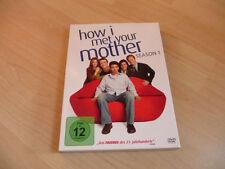 DVD Box How I Met Your Mother - Season 1 - Deutsch - Kult
