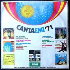CANTAEMI '71 ITALIAN PROMO ONLY EP WITH PICTURE SLEEVE DEEP PURPLE GRAND FUNK
