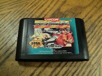 Streets Fighter II, Special Champion Edition( Sega Genesis 1993)  Cartridge Only