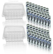 48 x Energizer Ultimate AA Mignon Lithium FR6 L91 1,5V in CardioCell Box