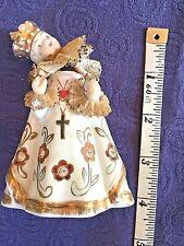 """4"""" Lefton's Japan Porcelain Infant Of Prague Kw252"""