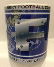 Bury FC Cup Carlotti Ceramic Mug