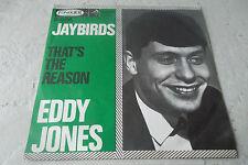 EDDY JONES JAYBIRDS 45 VERY RARE DUTCH