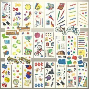Creative Memories SCHOOL, GRADUATION THEME STUDIO STICKERS - VARIETY TO CHOOSE
